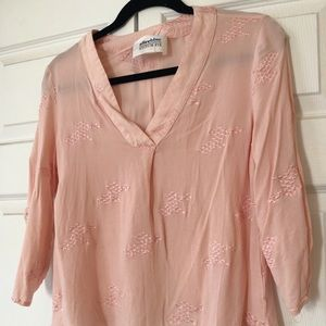 Tops - Pink blouse from Stitch Fix